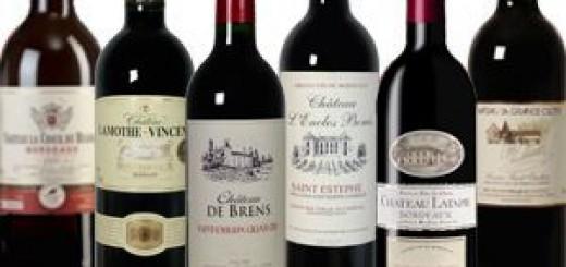 Bordeaux Überraschungspaket