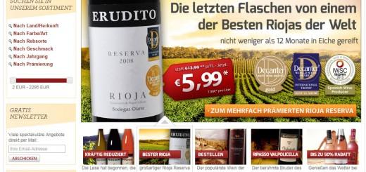 Weinvorteil Wein-Onlineshop