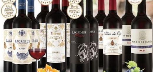 Rioja Probierpaket